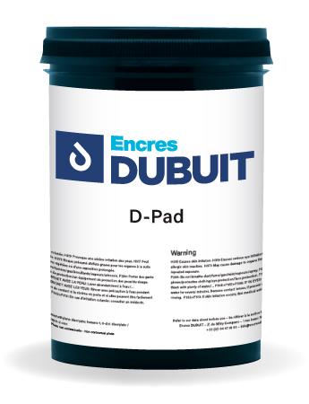 Encres DUBUIT-PAD PRINTING-D-Pad