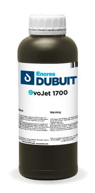 Encres DUBUIT-INKJET-EVOJET 1700