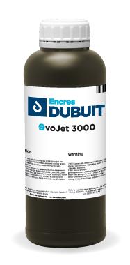 Encres DUBUIT-INKJET-EVOJET 3000