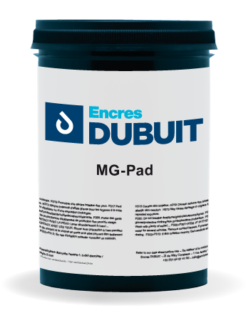 MG-PAD Pad Printing ink for Glass and metal - Encres DUBUIT