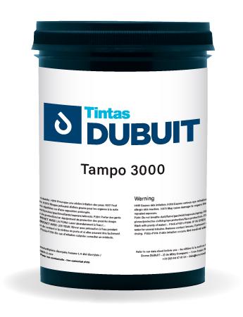 Encres DUBUIT-PAD PRINTING-Tampo 3000
