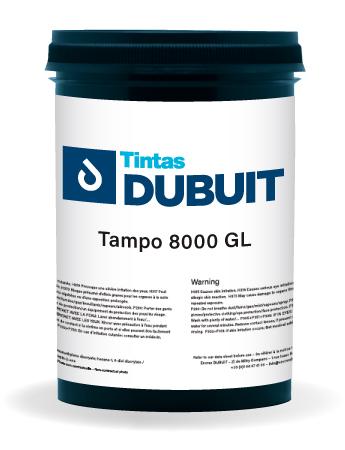 Encres DUBUIT-PAD PRINTING-Tampo 8000 GL