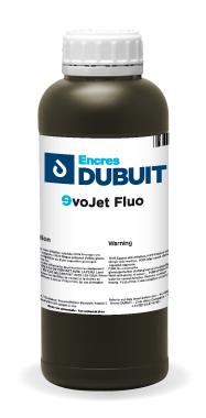 Encres DUBUIT-INKJET-EVOJET-Fluo