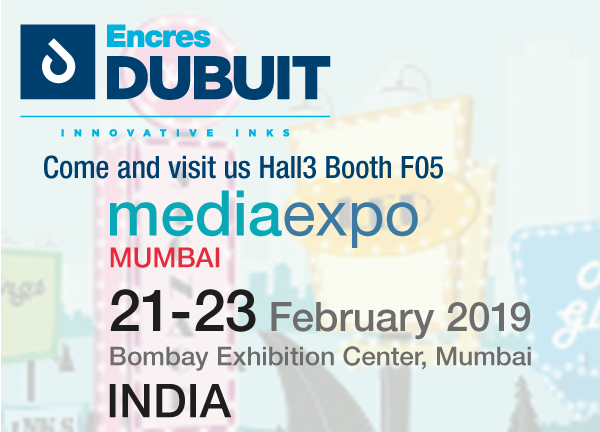 MEDIA EXPO – MUMBAI 孟买 2019